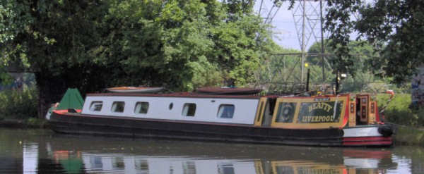 Beatty on the River Wey